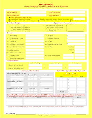 Printables Self Employed Worksheet education worksheet ed self employed worksheet